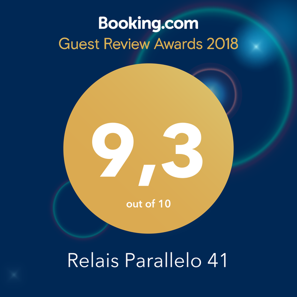b&b vieste parallelo 41 - BOOKING AWARDS