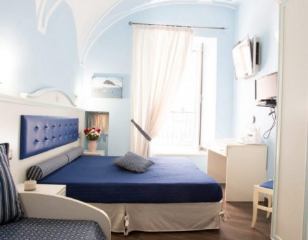 B&B Vieste - Emotional Blue - Parallelo 41 - Gargano