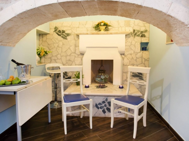 Suite Emotional Blue - B&B Parallelo 41 - Vieste - Gargano